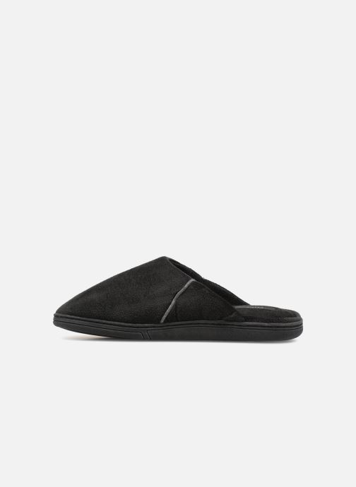 Slippers Dim D LIBER C Black front view