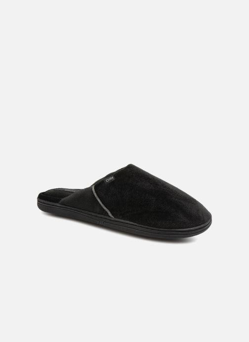 Pantoffels Dim D LIBER C Zwart detail