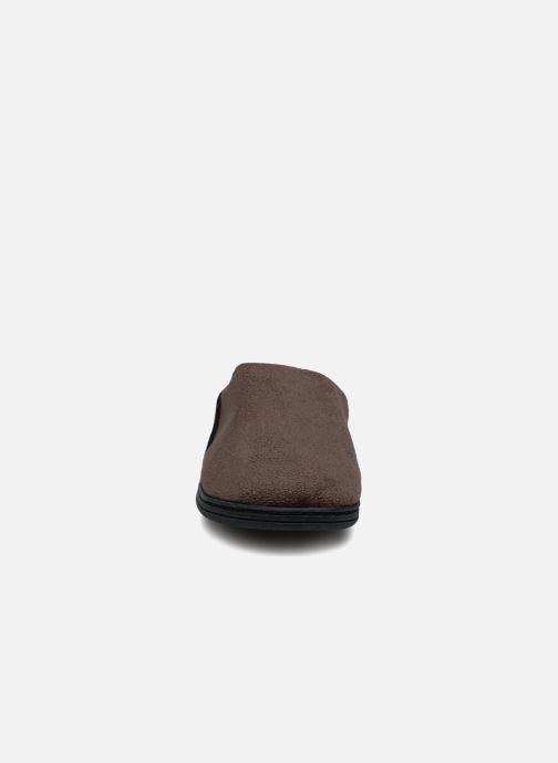 Pantoffels Dim D LIBER C Bruin model