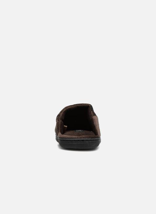 Pantoffels Dim D LIBER C Bruin rechts