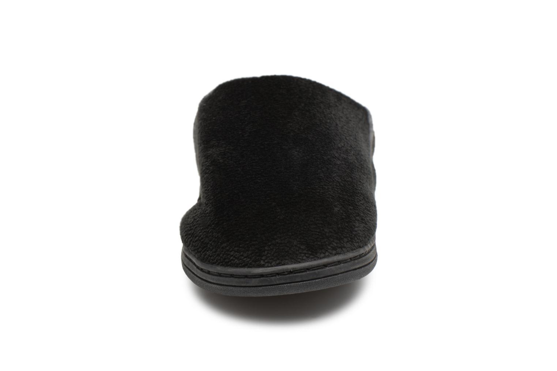 Chaussons Dim D LIBER C Noir vue portées chaussures