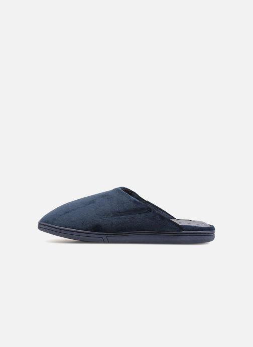 Pantoffels Dim D LICE C Blauw voorkant