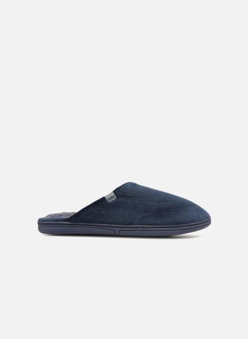 Pantoffels Dim D LICE C Blauw achterkant
