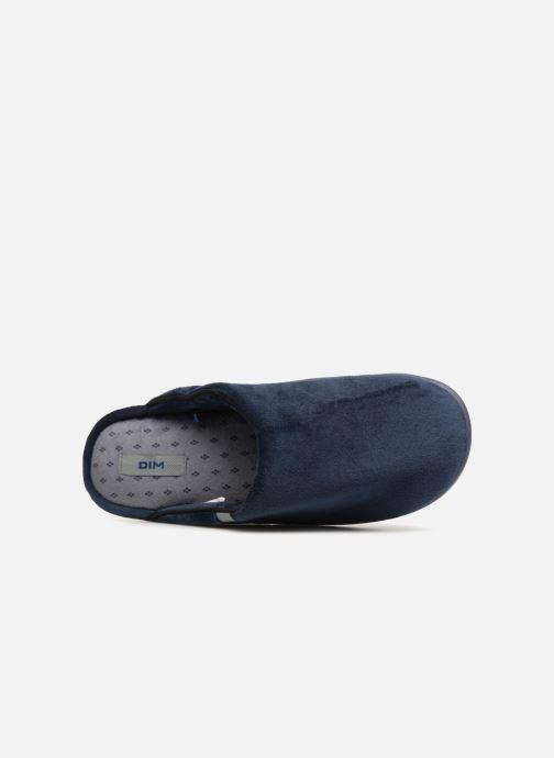 Pantoffels Dim D LICE C Blauw links