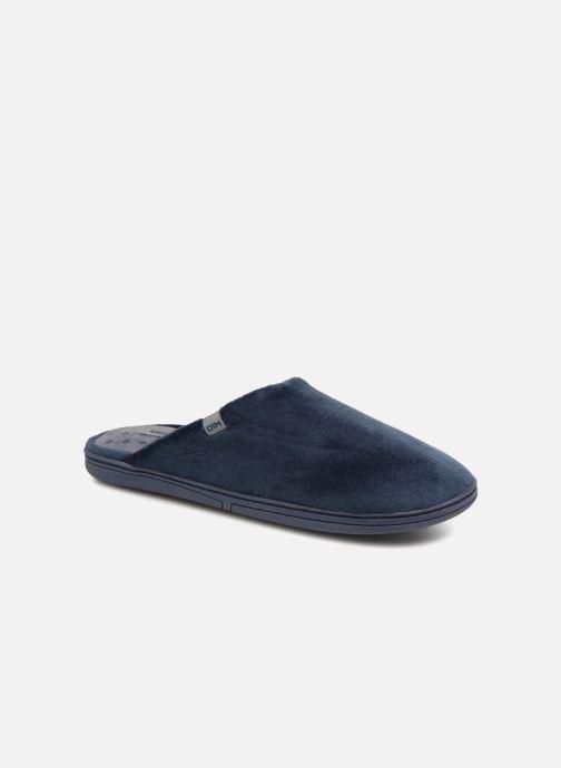 Pantoffels Dim D LICE C Blauw detail