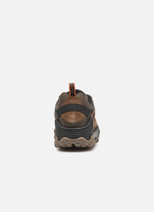 Chaussures de sport Merrell CHAMELEON 7 GTX Marron vue droite