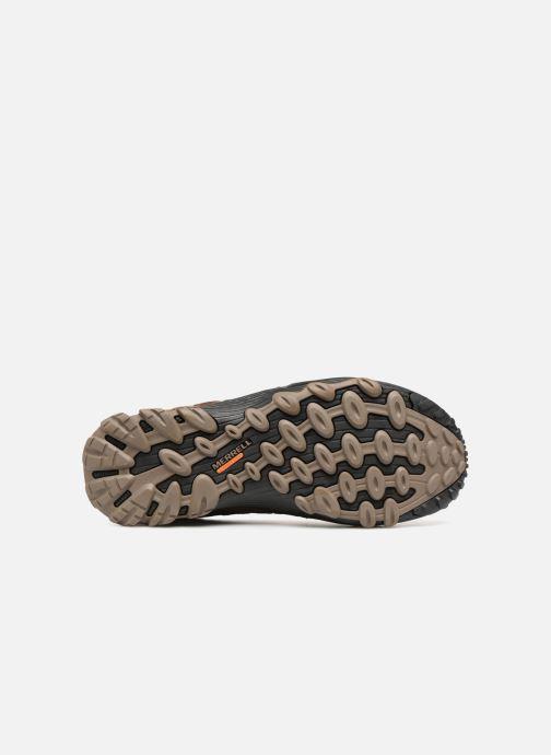 Chaussures de sport Merrell CHAMELEON 7 GTX Marron vue haut