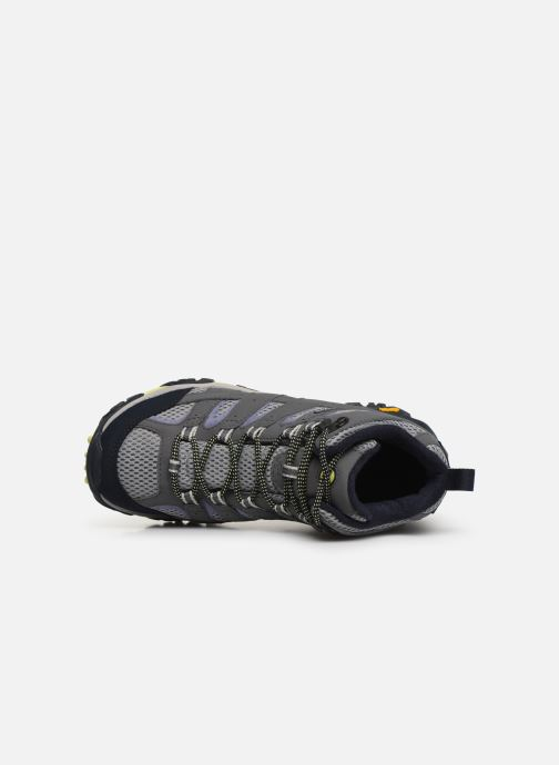 Sportschoenen Merrell MOAB 2 MID GTX W Grijs links