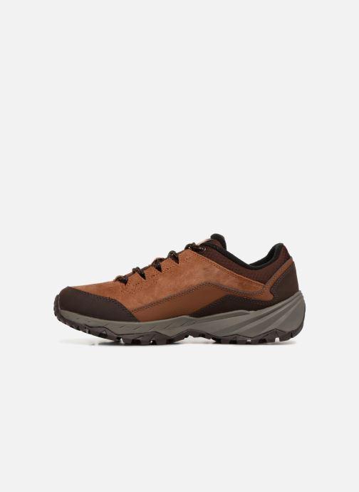 Chaussures de sport Merrell ICEPACK POLAR WTPF Marron vue face