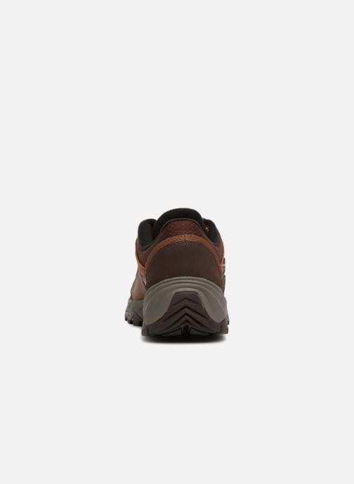 Chaussures de sport Merrell ICEPACK POLAR WTPF Marron vue droite