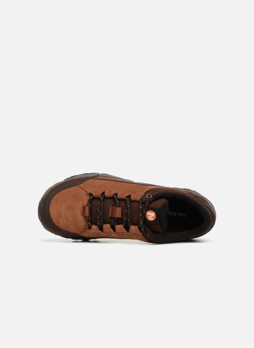 Chaussures de sport Merrell ICEPACK POLAR WTPF Marron vue gauche