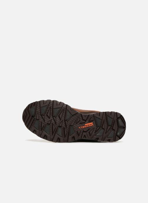 Chaussures de sport Merrell ICEPACK POLAR WTPF Marron vue haut