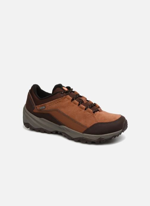 Chaussures de sport Merrell ICEPACK POLAR WTPF Marron vue détail/paire
