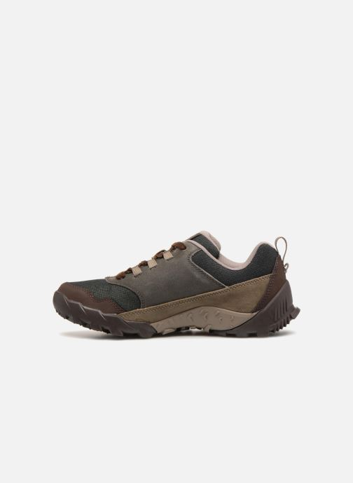 Sport shoes Merrell ANNEX RECRUIT Brown front view