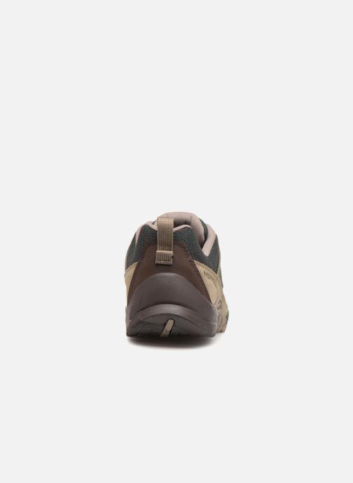 Zapatillas de deporte Merrell ANNEX RECRUIT Marrón vista lateral derecha