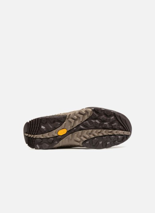 Sport shoes Merrell ANNEX RECRUIT Brown view from above