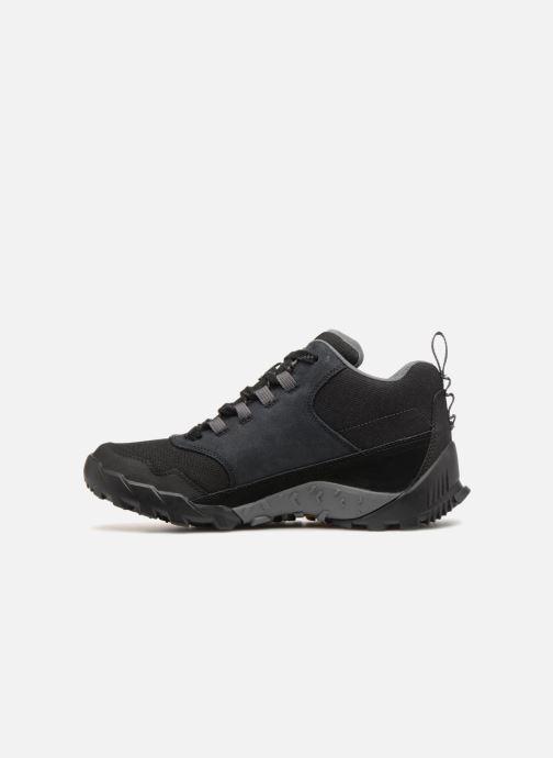 Chaussures de sport Merrell ANNEX RECRUIT MID WTPF Noir vue face