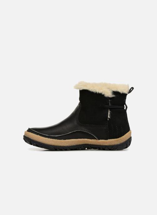 Bottines et boots Merrell TREMBLANT PULL ON POLAR WTPF Noir vue face
