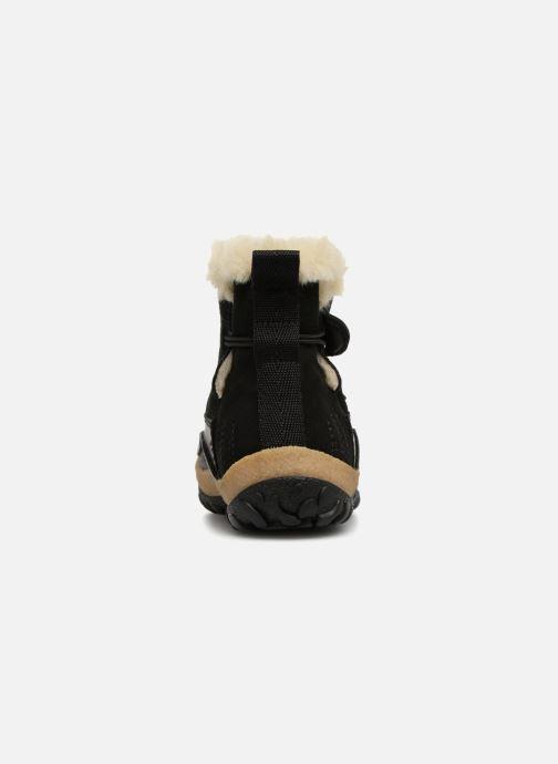 Bottines et boots Merrell TREMBLANT PULL ON POLAR WTPF Noir vue droite