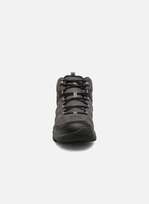 Merrell Outmost Mid Vent Gtx (gris) - Chaussures De Sport Chez
