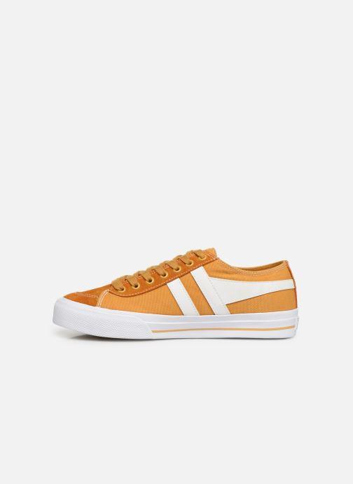 Sneakers Gola QUOTA II Geel voorkant