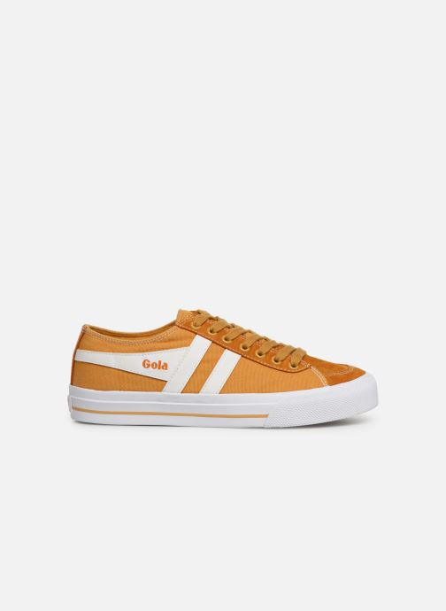 Sneakers Gola QUOTA II Geel achterkant