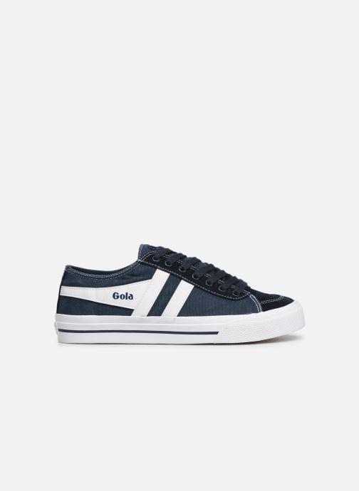 Sneakers Gola QUOTA II Blauw achterkant