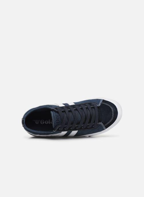 Sneakers Gola QUOTA II Blauw links