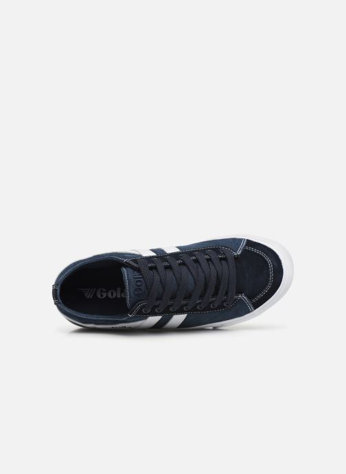 Quota Navy Baskets Ii white Gola JcTFlK1