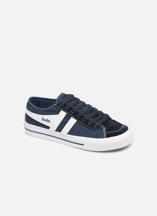 Sneakers Gola QUOTA II Blauw detail