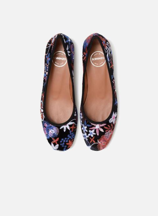 Ballerines Made by SARENZA UrbAfrican Ballerines #3 Multicolore vue portées chaussures