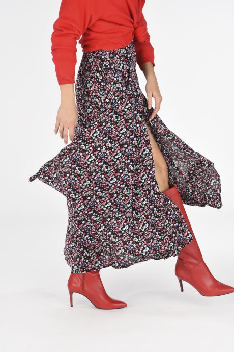 Stivali Made by SARENZA Busy Girl Bottes #3 Rosso immagine dal basso
