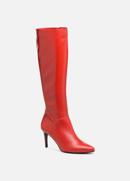 Bottes Made by SARENZA Busy Girl Bottes #3 Rouge vue droite