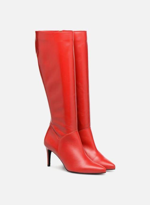 Stivali Made by SARENZA Busy Girl Bottes #3 Rosso immagine posteriore