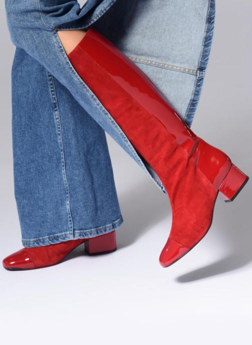 Laarzen Made by SARENZA Retro Dandy Bottes #2 Rood onder
