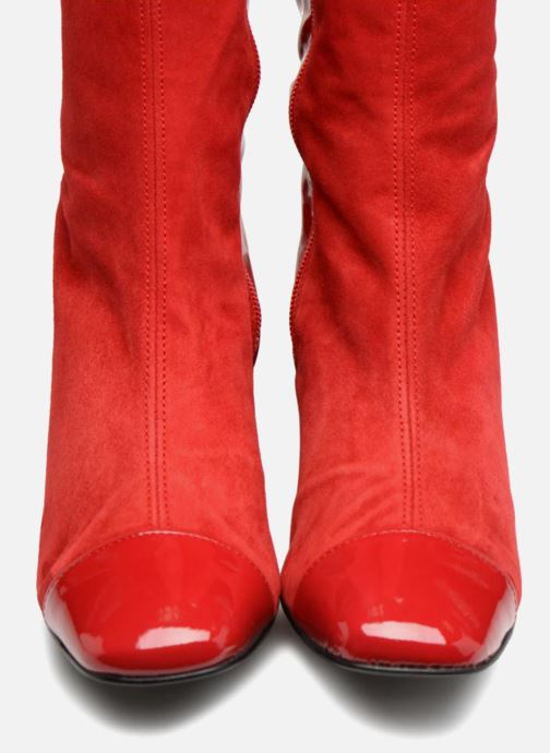 Laarzen Made by SARENZA Retro Dandy Bottes #2 Rood model