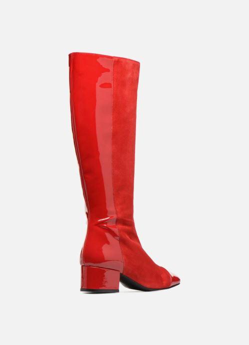 Laarzen Made by SARENZA Retro Dandy Bottes #2 Rood voorkant