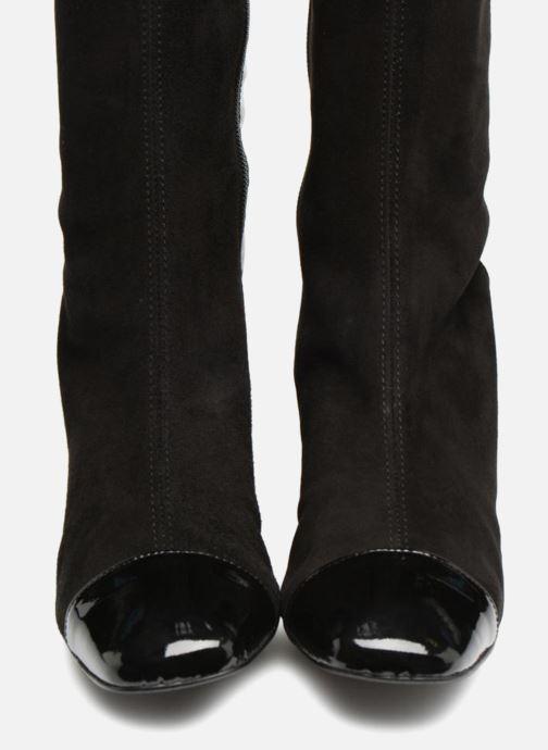 Bottes Made by SARENZA 80's Disco Girl Bottes #1 Noir vue portées chaussures