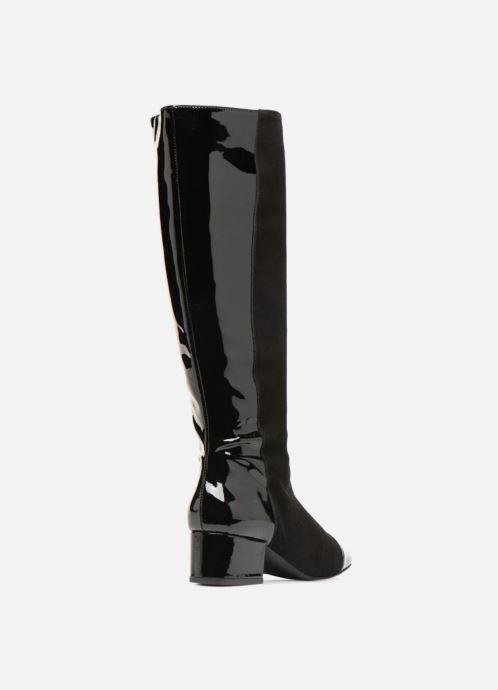 Botas Made by SARENZA Retro Dandy Bottes #2 Negro vista de frente