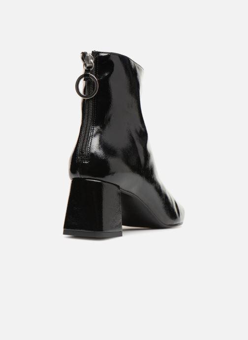 By Et Boots Busy Sarenza Girl Noir Talons2 à Bottines Naplak Made uPZkXi