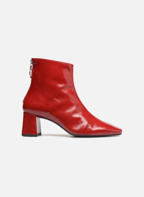 2f5d08bdbb1 Bottines et boots Made by SARENZA Busy Girl Bottines à Talons  2 Rouge vue  détail