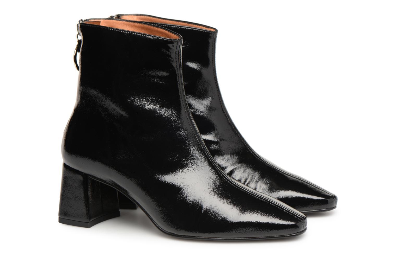 Bottines et boots Made by SARENZA Busy Girl Bottines à Talons #2 Noir vue derrière