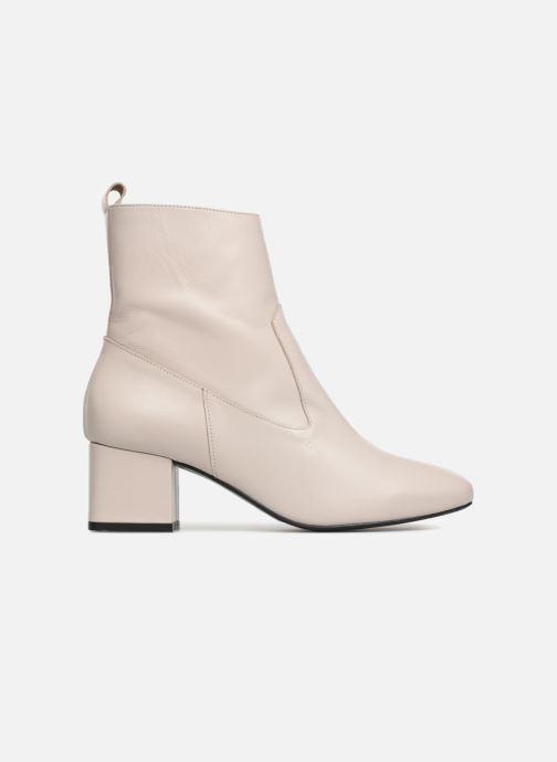 Bottines et boots Made by SARENZA Toundra Girl Bottines à Talons #6 Blanc vue détail/paire