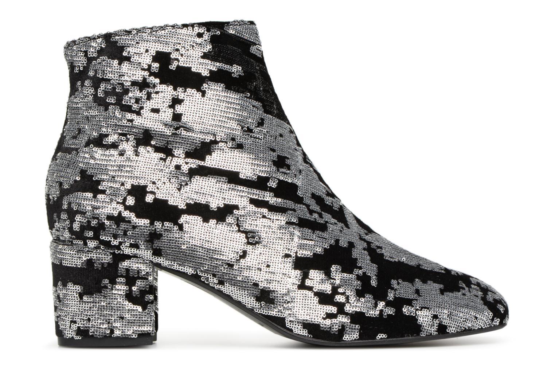 Bottines et boots Made by SARENZA 80's Disco Girl Bottines à Talons #7 Argent vue détail/paire