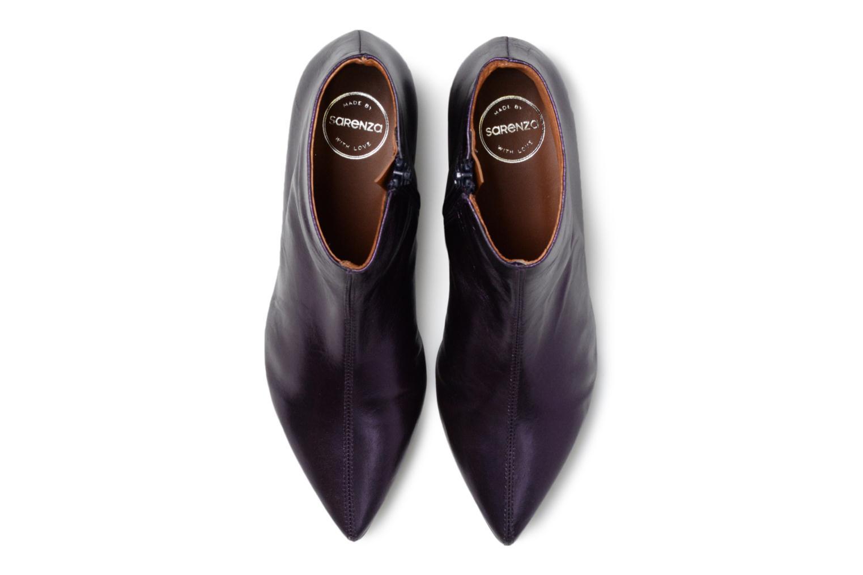 Stiefeletten & Boots Made by SARENZA 80's Disco Girl Bottines à Talons #2 lila schuhe getragen