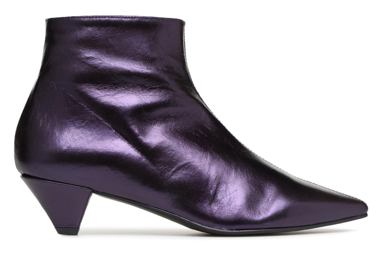 Stiefeletten & Boots Made by SARENZA 80's Disco Girl Bottines à Talons #2 lila detaillierte ansicht/modell