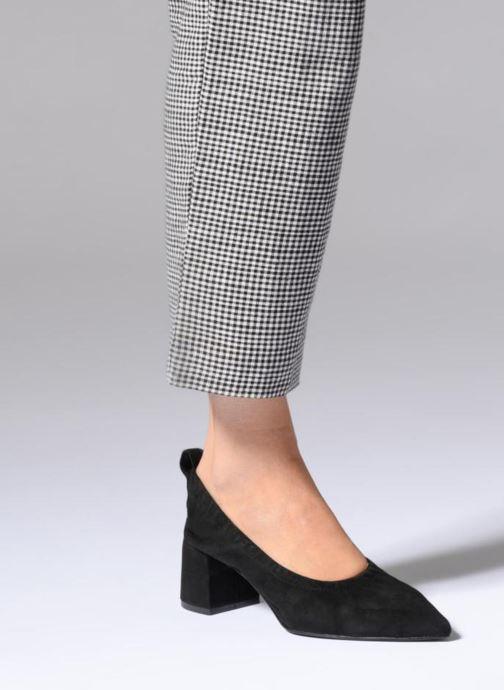 Zapatos de tacón Made by SARENZA Busy Girl Escarpins #5 Negro vista de abajo