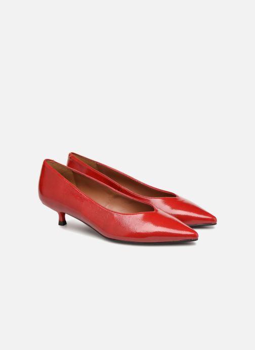 Zapatos de tacón Made by SARENZA Busy Girl Escarpins #8 Rojo vistra trasera