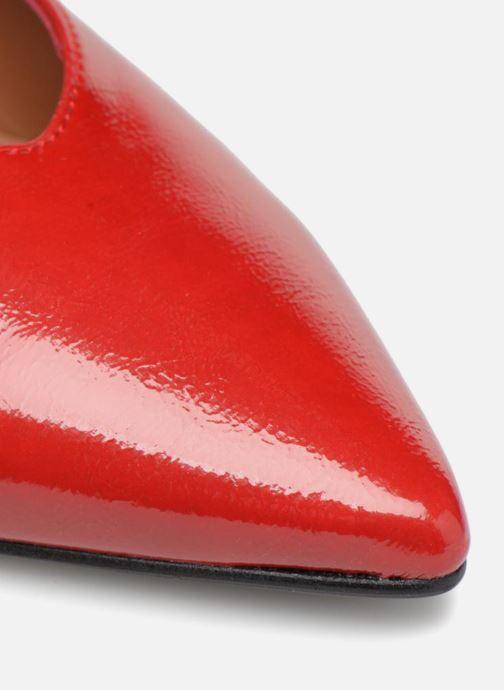 Zapatos de tacón Made by SARENZA Busy Girl Escarpins #8 Rojo vista lateral izquierda