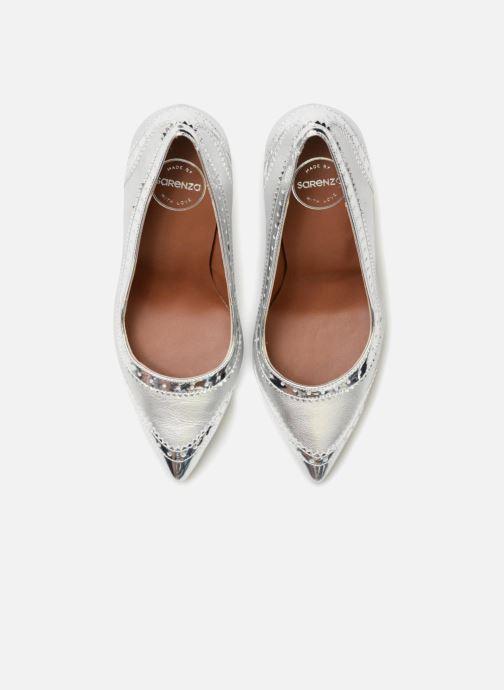 Pumps Made by SARENZA Busy Girl Escarpins #9 Silver bild av skorna på